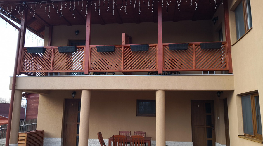 Casa de oaspeți Tofi