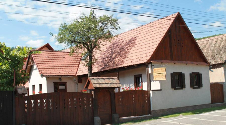 Casa Țărănească Zsuzsanna